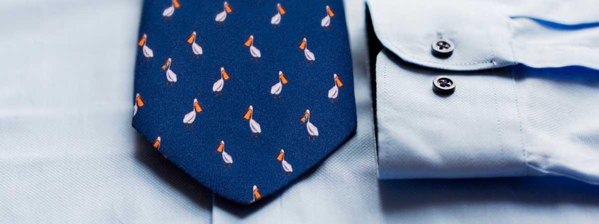 Calidad Italiana de las Corbatas Juveniles Animal Ties